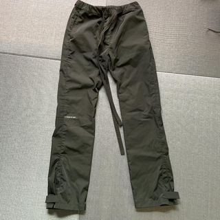 FEAR OF GOD - fear of  god baggy nylon pants