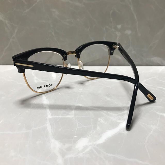 TOM FORD(トムフォード)の未使用品 トムフォード TOMFORD メガネ フレーム メンズのファッション小物(サングラス/メガネ)の商品写真