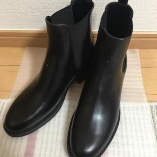 ZARA - 新品★難あり ZARAアンクルブーツ 37 ブラック★