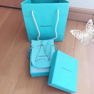 Tiffany & Co. - TIFFANY&Co.*ティファニー*Tスマイル*シルバーブレスレット