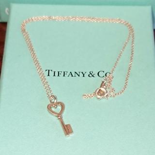 Tiffany & Co. - ティファニー キーネックレス