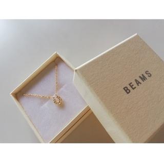 BEAMS - BEAMS ネックレス ゴールド