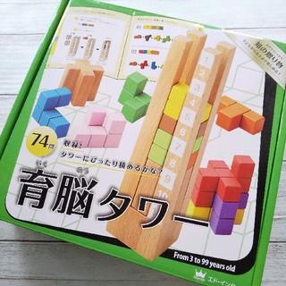 知育玩具 育脳タワー