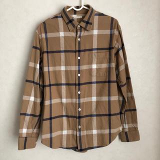 GU - GU チェックシャツ