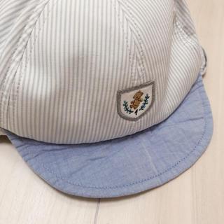 familiar - ファミリア ベビー帽子 49cm