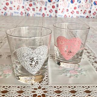 AfternoonTea - アフタヌーンティー ペアグラス カップ コップ