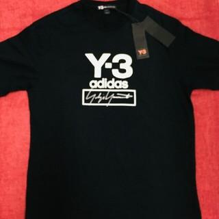 Y-3 - 人気 Y-3 Tシャツ 黒 M
