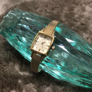 アガット(agete)のタイムセール★アガット腕時計(腕時計)