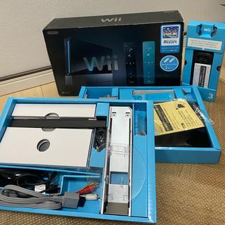 Wii - Nintendo Wii RVL-S-KABH Wiiスポーツ