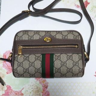 Gucci - グッチ オフィディア GGスプリーム ミニバッグ