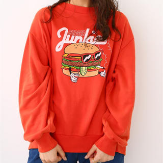 RODEO CROWNS WIDE BOWL - Burger junkiesスウェット