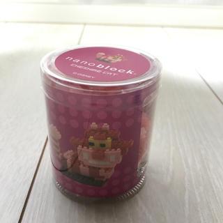 Disney - ディズニーナノブロック チシャネコ