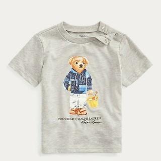 POLO RALPH LAUREN - 新品ラルフローレン 半袖ビーチベアコットンTシャツ 90cm