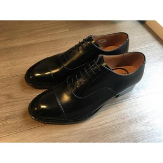 横浜信濃屋 内羽根ストレートチップ 26.5cm 革靴 ビジネスシューズ