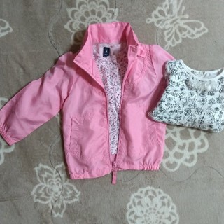 GAP - 女の子服 3着