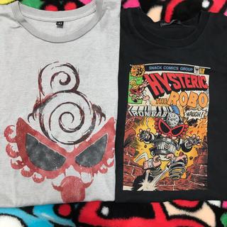 HYSTERIC MINI - Tシャツ2枚