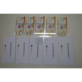 マツモトキヨシ株主優待商品券(17,500円分)