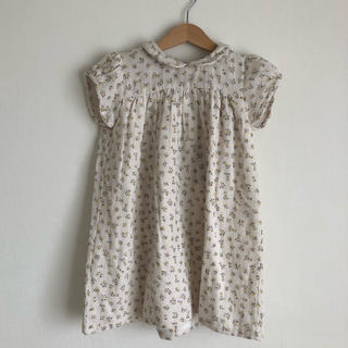 Caramel baby&child  - little cotton clothes Hera dress 5-6y