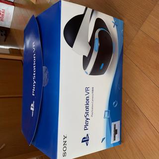 プレイステーションヴィーアール(PlayStation VR)のPlay Station VR camera同梱版(家庭用ゲーム機本体)