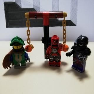 レゴ(Lego)のレゴブロック ミニフィグ3体(キャラクターグッズ)