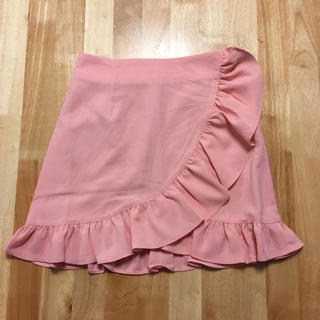 DaTuRa - 【DaTuRa】フリル 巻き ミニ スカート 未使用【ダチュラ】
