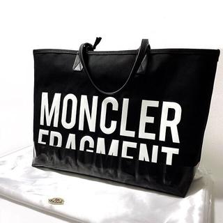 モンクレール(MONCLER)のモンクレール MONCLER genius フラグメント トートバッグ  新品(トートバッグ)