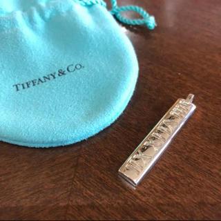 Tiffany & Co. - Tiffany ティファニー ネックレス ペンダントトップ アトラス