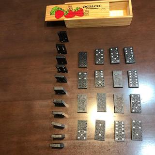 木箱ドミノ(知育玩具)