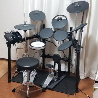 ヤマハ(ヤマハ)の電子ドラム セット YAMAHA DTX522Kカスタム済み 他(セット)