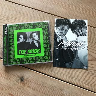 iKON - THE MOBB/MINO BOBBY/WINNER/IKON CD2枚セット