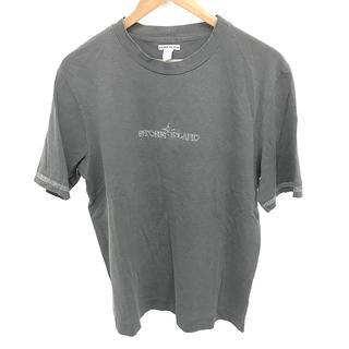 STONE ISLAND - Stone Island ストーン アイランド クルーネック Tシャツ 半袖 M