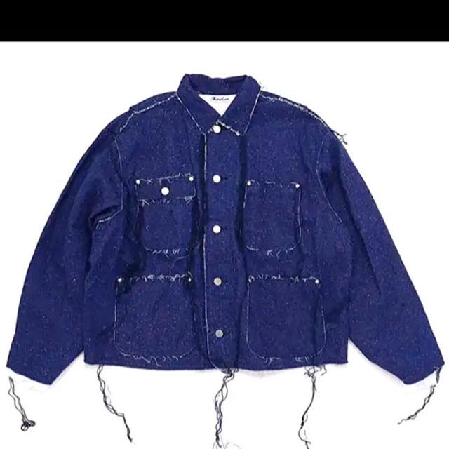 UNUSED(アンユーズド)のmidorikawa 19ss デニムジャケット  メンズのジャケット/アウター(Gジャン/デニムジャケット)の商品写真