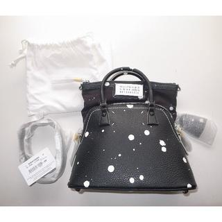 Maison Martin Margiela - マルジェラ black 5AC MINI leather bag ミニバッグ