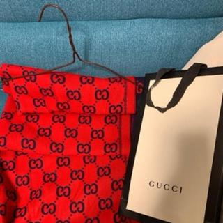 Gucci - グッチ GUCCIマフラー ストール メンズ レディース ブランド