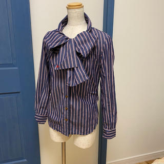 Vivienne Westwood - 美品 ヴィヴィアン ストライプシャツ