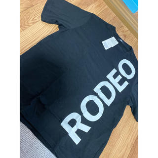 RODEO CROWNS - ロデオ、メンズ、半袖Tシャツ、新品