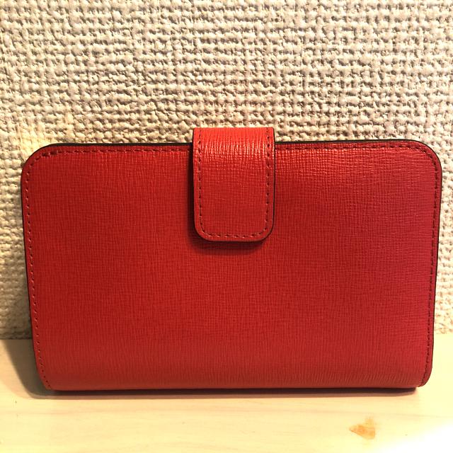 Furla(フルラ)の【最終値下げ】FURLA バビロンM 折り財布(レッド) レディースのファッション小物(財布)の商品写真