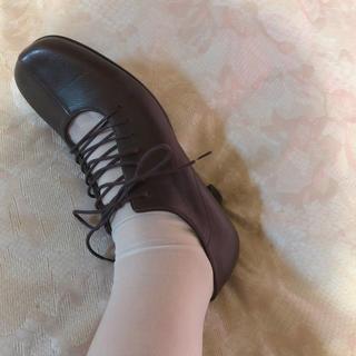 Lochie - vintage laceup shoes