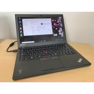 良品ThinkPad X250 i5/8G/ssd+hdd/office/AC有(ノートPC)