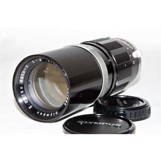 オリンパス(OLYMPUS)のOlympus E.Zuiko Auto-T 150mm F4 (レンズ(単焦点))