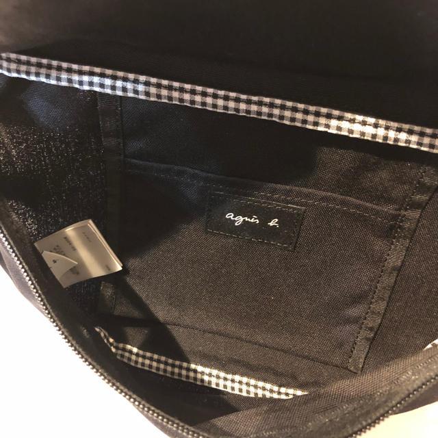 agnes b.(アニエスベー)のagnes b. アニエスべー ボディバッグ レディースのバッグ(ボディバッグ/ウエストポーチ)の商品写真