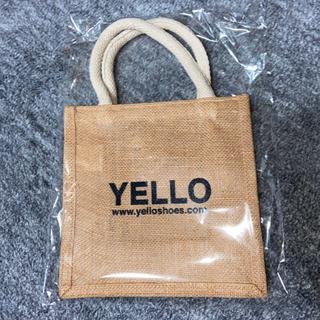 Yellow boots - 新品 yello バック