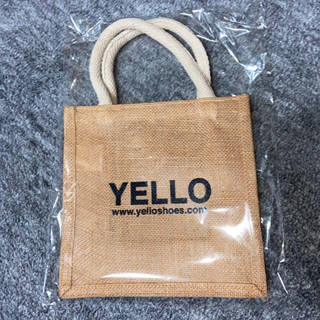 イエローブーツ(Yellow boots)の新品未使用 yello バック(ハンドバッグ)