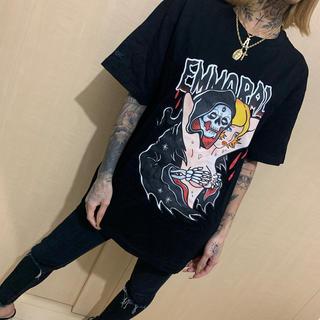EMMORAL ドクロTシャツ