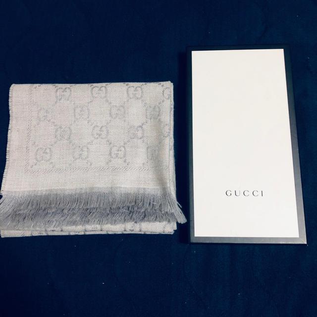 Gucci - GUCCI マフラーの通販
