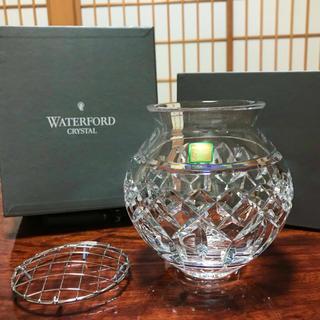 WEDGWOOD - ウォーターフォードクリスタル WATERFORD CRYSTAL  花瓶
