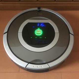 iRobot - ルンバ780  新品バッテリーに交換済