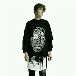 アンダーカバー(UNDERCOVER)の【初期♪】Daniel Palillo  オーバーサイズビックTシャツ(Tシャツ/カットソー(半袖/袖なし))