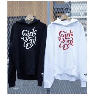 GDC - Girls Don't Cry ガールズドントクライパーカー L