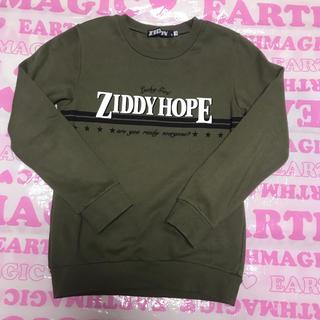 ジディー(ZIDDY)のZIDDY トレーナー(Tシャツ/カットソー)